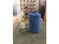 Multi matt, lightweight, compact, self inflating sleeping matt 120cm X 50CM