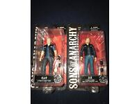 Sons of Anarchy figurines fan collection