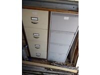 Metal Filing Cabinets for sale