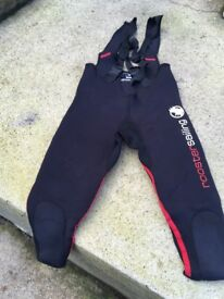 Rooster Hiking pants, dinghy sailing