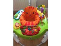 Fisher price roarin rainforest Jumperoo