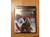 Assassins Creed Revelations PS3 - New & Sealed
