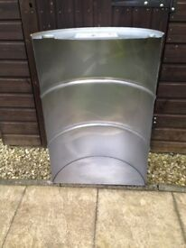 HOG ROASTER, BARBECUE, OIL DRUM BBQ, BARREL BBQ.