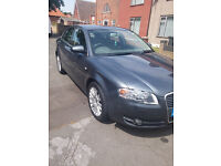 Audi A4 2.0 SE TDi Diesel with low millage Service History