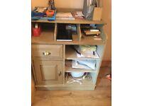 Small neat Desk