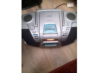 Goodmans gps482 Portable CD Player with DAB