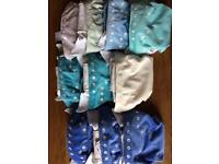 Cloth nappies - Real Easy size small