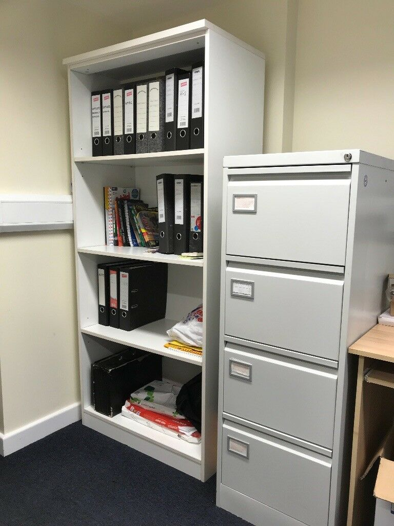 Bargain Office Furniture Desks Chairs Filing Cabinet