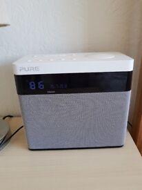 Pure Pop Maxi DAB Radio Alarm Clock