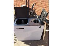 Twin Tub collectable washing machine