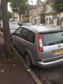 2005 ford c-max automatic 1.6 diesel