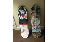 Decorative skateboards for Room, Wall Decoration or Floor