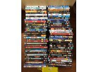 DVD FILMS £0.50 EACH, BLURAY FILMS £2.50 EACH