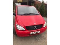Mercedes Vito 109 cdi lwb