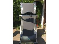 Pro fitness electric treadmill. Hardly used.