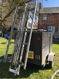 Load easy ladder rack