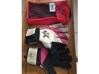 J4K Just 4 Keepers - Pro Quality Boys Goalkeeper Gloves