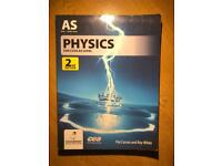 CCEA AS Physics textbook 2nd edition