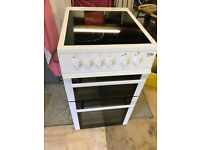 Beko Oven, Grill, Electric Hob only 2 years old