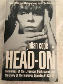 Julian Cope Head-On/ repossessed thick paperback