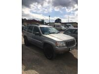 Jeep Grand Cherokee diesel