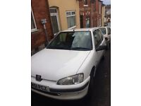 Mint condition Peugeot 106 low miles