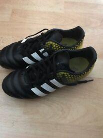 Adidas Football Boots (Size 5)