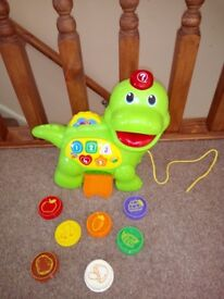 Toddler toys perfect condition