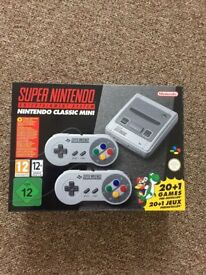 Brand New Snes Mini