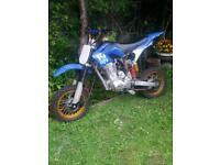 Ghost 200cc pitbike / Dirtbike may Swap not crosser carrera specialised