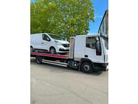 24/7 CAR VAN RECOVERY TOW TRUCK TOWING VEHICLE BREAKDOWN FORKLIFT DELIVERY MOPED TRANSPORT JUMPSTART