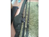 Carp rods and bags