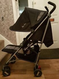 Silver Cross Zest Buggy. Nearly New!