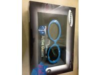 Samsung 3D active glasses for kids new