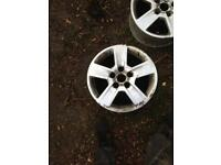 Audi A4 alloy wheels 5x112 16inch