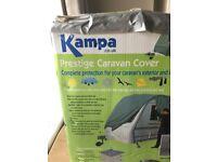 LIKE NEW Kampa prestige caravan over.