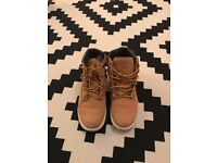 Timberland Boots Junior Size 3 Boys Girls. Great condition.