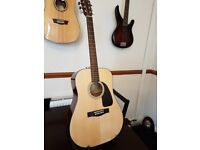 Fender acoustic 6 string