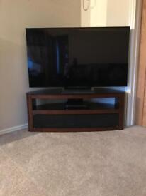 AVF Burghley FS1250 Walnut TV Stand