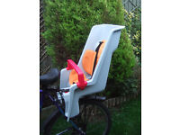 Co pilot Taxi Child Cycle seat with support rack