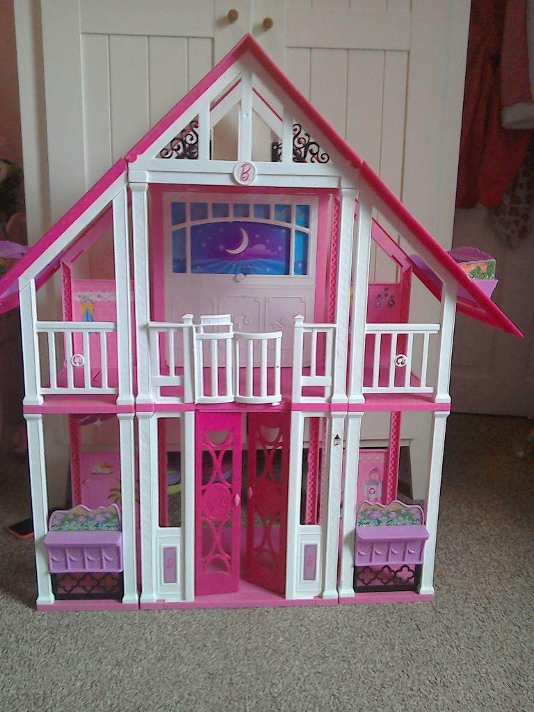 Barbie California Dream House Images