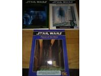 Selection of Star Wars Books