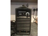 Arc welder silverline 200amp