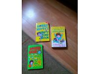 Selection of Horrid Henry books in good condition
