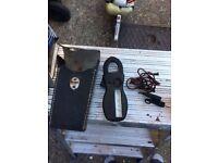 Vintage volt metre
