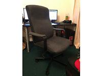 IKEA MALKOLM office chair in Gray