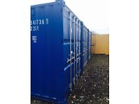 Brand New Container Storage to rent in a Secure Yard. Just 5 mins walk from the City Centre