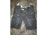 Three quarter length jeans size 38