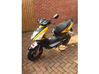 50cc Moped/Scooter 2016 (65)Reg