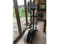 Reebok Cross Trainer C5.1e good working order, some cosmetic damage to plastic trims